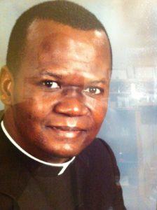 Headshot of Father Yves
